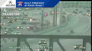 Houston Transtar Traffic Map All Southbound Lanes Of Gulf Freeway Reopen Near El Dorado