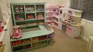 jeux de cuisine s market stall and cafe bakery playroom salles de jeux