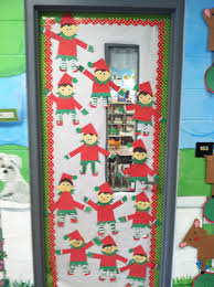 the adorable elves that were created by these students makes an