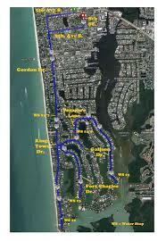 Map Of Marathon Florida by Naples Daily News Half Marathon
