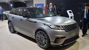 mercedes land rover matte black range rover velar configurator options will cost above 103k