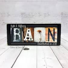 wedding gift name sign last name wood sign last name sign wedding gift name wood sign