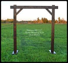 wedding arbor kits wedding arch wedding arbor rustic wedding arch complete kit