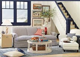 Plaid Living Room Furniture Home Designs Cottage Living Room Design Country Plaid Living
