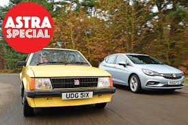 vauxhall griffin generation game new vauxhall astra vs original mk1 auto express