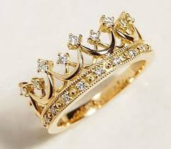gold crown rings images 18k gold rose gold white gold crown diamond ring aileen lulu jpg