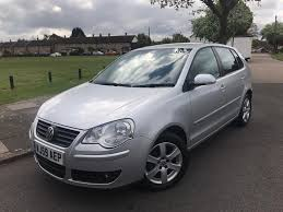 vw polo 1 4 match auto 2009 59 low miles 1 lady owner vw