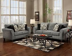 Sculpture Of Color Your Living Room With Awe And Couch Loveseat - Gray living room furniture sets