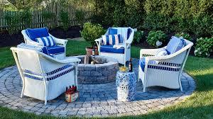 Patio Furniture Rhode Island by 2017 Idea House In Newport Rhode Island Coastal Living