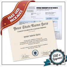 ged template ged diploma and transcripts complete ged packages save