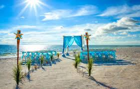 florida beach wedding packages circle of love beach wedding