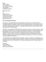 cover letter for master thesis 9127