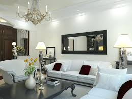 picture for living room wall interior decorating living room with mirrors floor length mirror
