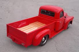 Classic Ford Truck Replacement Parts - why choose bed wood when replacing your truck bed