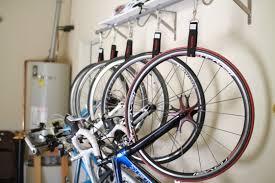 elatar art idA garage bike storage ideas garage tidy wall
