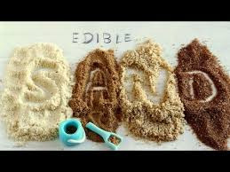 edible sand how to make edible sand for cake decorating happyfoods