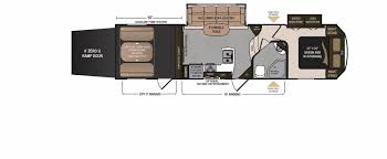 voltage rv floorplans and pictures