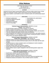 technical support resume examples cvresume unicloud pl