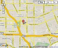 studio city map where is noho map nohoartsdistrict com