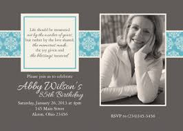 birthday invitations for adults wblqual com