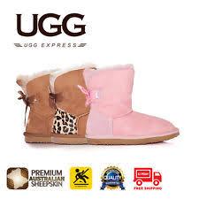 ugg boots child mini premium australian sheepskin ugg boots ebay