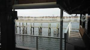Patio Bar Point Pleasant View From Inside The Restaurant Picture Of Jack Baker U0027s