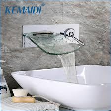 Waterfall Glass Tile Online Get Cheap Glass Waterfall Taps Aliexpress Com Alibaba Group