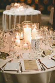 candle centerpiece wedding candle wedding centerpieces reception decorations photo