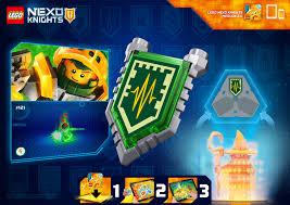 Lego Invitation Cards Activities Nexo Knights Lego Com