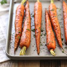 Bake Salmon In Toaster Oven Toaster Oven Roasted Carrots
