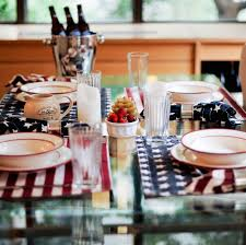 Fourth Of July Table Decoration Ideas Host A Fourth Of July Party Fashionable Hostess Fashionable