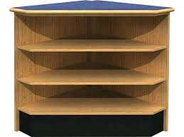 Safco Mesh Desk Organizer Corner Desk Organizer Modular Library Circulation Desk Corner