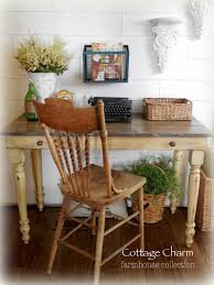 cottage charm creations early american writing desk