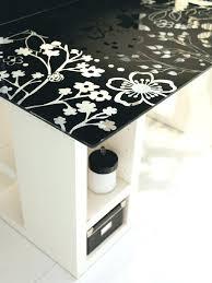 plateau bureau verre plateau bureau sur mesure plateau table lame x cm x plateau bureau