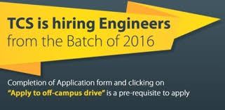 resume format for engineering students for tcs next step tcs hiring b tech engineers 2016 batch off cus recruitment