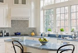 Tile Kitchen Countertop Designs Blue Kitchen Countertops Kitchen Inspiration 2018