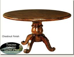 Antique Pedestal Dining Table Round Pedestal Dining Table With Extension 54 Leaf 42 Inch In