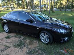 classic mazda 6 classic 2009 5d hatchback manual 2 5l multi point f inj 5 seats