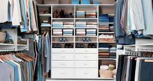 Bedroom Closet Ideas by Closet Organizers Northern Virginia Storage Shelving