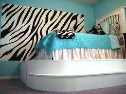 Zebra Bedroom Decorating Ideas The Chic Zebra Room Ideas Three Dimensions Lab