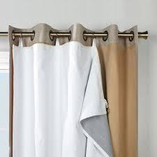 Eclipse Blackout Curtain Liner Blackout Curtain Liner More Than Just Light Blocker Window 1 2