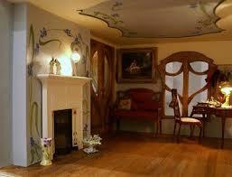 Best Mini Inspiration Art Deco  Nouveau Images On Pinterest - Art nouveau bedroom furniture