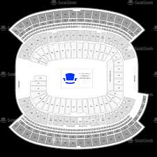 Angel Stadium Seating Map Gillette Stadium Seating Map Maps Of Italy