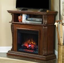 corner tv cabinet with electric fireplace brilliant tv stand electric fireplace corner for incredible classic