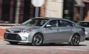 toyota car 2016 2016 toyota avalon hybrid test u2013 review u2013 car and driver