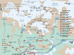 Bariloche Argentina Map The Best Hikes In Patagonia Southamerica Travel