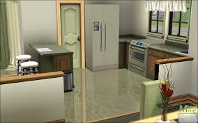 sims 3 modern kitchen mod the sims true reflective floors updated