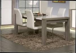 Table Salle A Manger Verre Design by Table Salle A Manger Contemporaine Extensible Maisonjoffrois