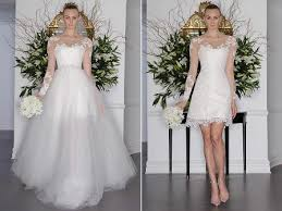 wedding dress with detachable wedding dresses with detachable skirts arabia weddings