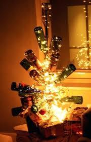 tree wine bottle or shoe display rack tree